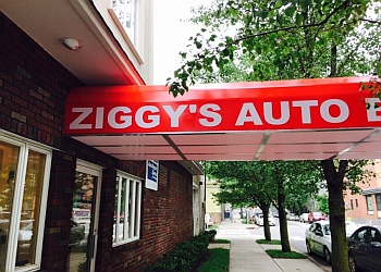 Jersey City auto body shop Ziggy's Auto body inc.