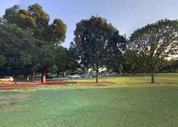 Austin public park Zilker Metropolitan Park