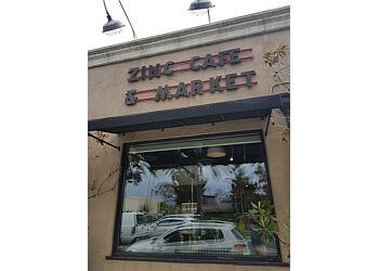 Corona vegetarian restaurant Zinc Cafe & Market