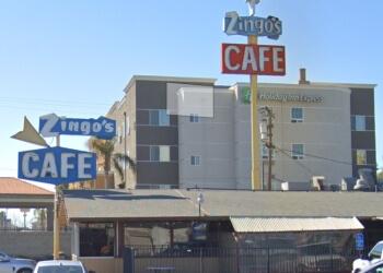 Bakersfield cafe Zingo's Cafe