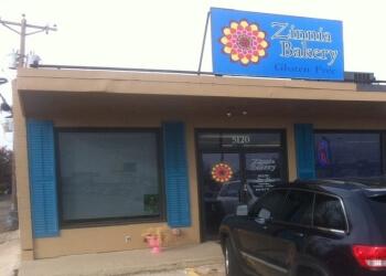 Amarillo bakery Zinnia Bakery