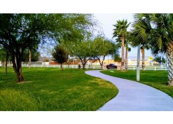 McAllen public park Zinnia Park