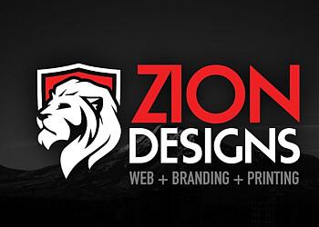 El Paso web designer Zion Designs