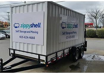 Murfreesboro moving company Zippy Shell of Greater Nashville