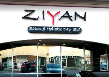 Lexington spa Ziyan Salon & Day Spa