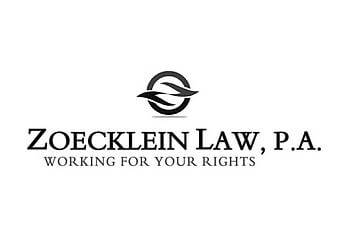 Tampa estate planning lawyer Zoecklein Law P.A