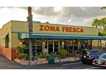 Fort Lauderdale mexican restaurant Zona Fresca