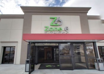 Kansas City gym Zone 6 Fitness