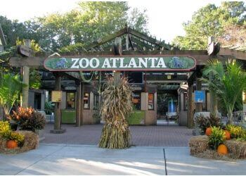 Atlanta places to see Zoo Atlanta