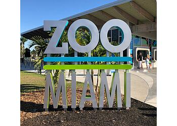Miami places to see Zoo Miami