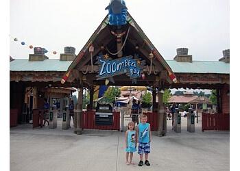 Columbus amusement park Zoombezi Bay