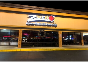 Evansville japanese restaurant Zuki Japanese Hibachi Grill & Sushi
