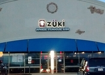 Joliet japanese restaurant Zuki Japanese Steakhouse Sushi