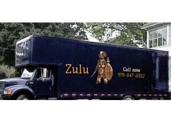 Lowell moving company Zulu Moving & Storage Company