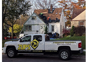 St Paul roofing contractor Zups Construction