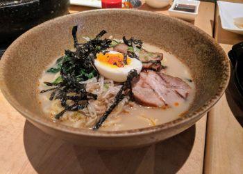 Virginia Beach japanese restaurant Zushi Japanese Bistro