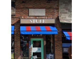 Kansas City gift shop a store named STUFF