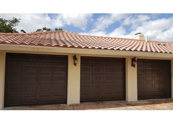 Coral Springs garage door repair A-Z GARAGE DOORS, LLC.