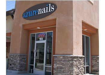 Corona nail salon azure nails