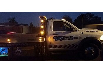 Huntington Beach towing company best towing service