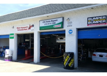 Philadelphia car repair shop CHI AUTO REPAIR