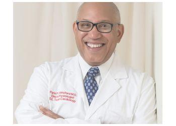 Beaumont cardiologist Paris P. Bransford, MD