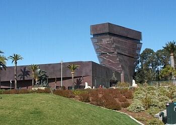 San Francisco landmark de Young Museum