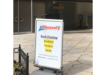 Washington printing service eDiscovery Solutions, Inc