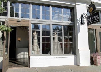 Birmingham bridal shop heidi elnora Atelier
