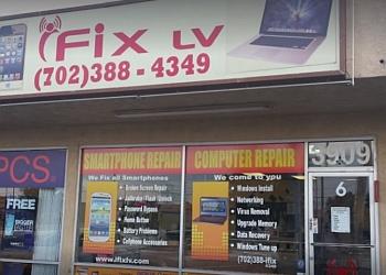 Las Vegas cell phone repair iFix LV