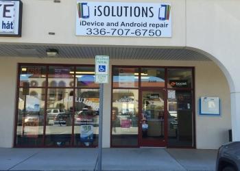 Greensboro cell phone repair iSolutions