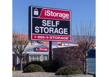 Albuquerque storage unit iStorage  sc 1 st  ThreeBestRated.com & 3 Best Storage Units in Albuquerque NM - ThreeBestRated