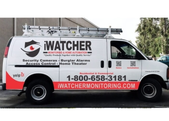Riverside security system iWATCHER PLUS LLC