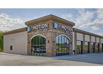 Lincoln car repair shop inMOTION Auto Care