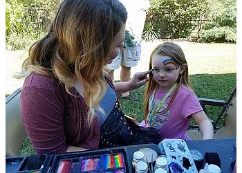 San Antonio face painting kapow face painting