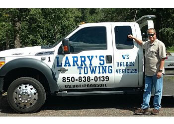 Tallahassee towing company larry's towing