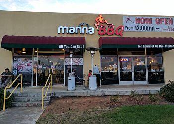 San Diego barbecue restaurant manna BBQ