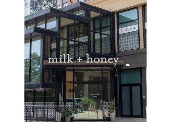 Houston spa milk + honey spa