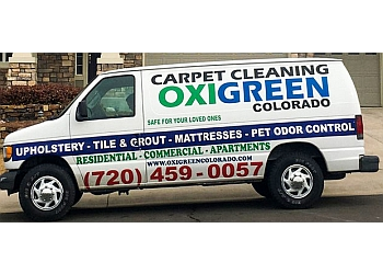 Aurora carpet cleaner oxigreen colorado