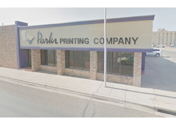 Lubbock printing service  parks printing company