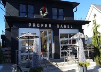 Nashville bagel shop proper bagel