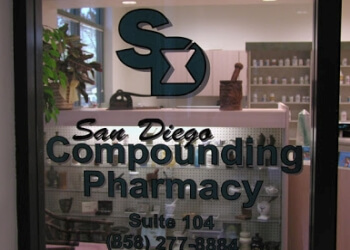 San Diego pharmacy Sandiego compounding pharmacy