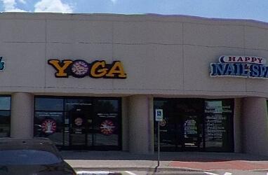 Grand Prairie yoga studio sunshine yoga shack