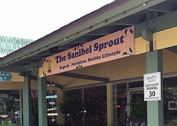 Cape Coral vegetarian restaurant The Sanibel Sprout