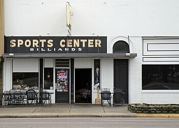 Augusta sports bar the sports center