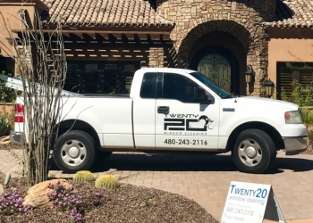 Scottsdale window cleaner Twenty20 Window Cleaning