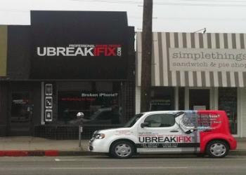 Los Angeles cell phone repair uBreakiFix