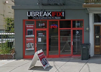 New Orleans cell phone repair uBreakiFix in New Orleans