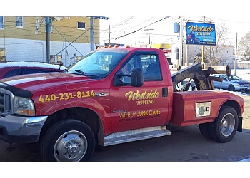 Cleveland towing company westside towing