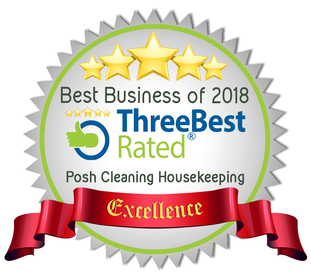 posh cleaning 3 best rated